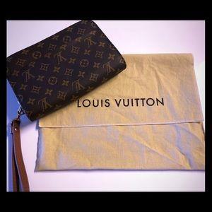 Orsay Monogramed Louis Vuitton